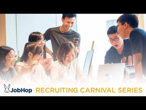 JobHop - Job Fair 4.0 - Recruiting Carnival 2019