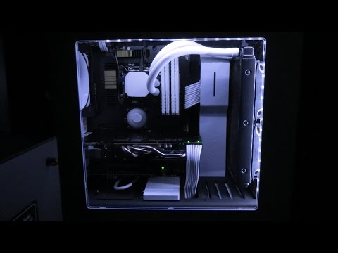 Vlog #3 | NZXT S340 case PC update! and other stuff