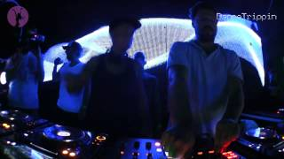 H.O.S.H. & Solomun [DanceTrippin] Neon Nights, Sankeys Ibiza DJ Set