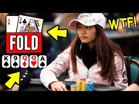 (INVESTIGATING) How Does She FOLD!!? - Insane Poker Hand (PCA $25k)