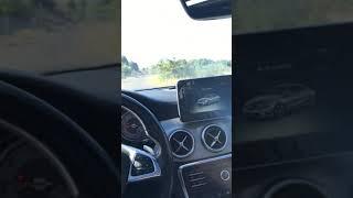 Mercedes story araba snap mercedes bmw story