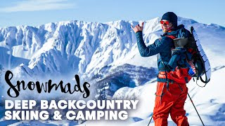 Snowmads: Deep Backcountry Skiing & Camping | Episode 9 FINALE