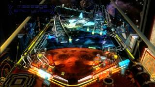 Classic Game Room - MARS table PINBALL FX 2 for Xbox 360 review