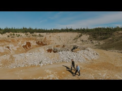 A Journey to Canada's Most Profitable Past Producing Zinc Mine