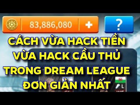 cách hack dream league soccer 2018 android - HƯỚNG DẪN CÁCH HACK TIỀN TRONG DREAM LEAGUE SOCCER