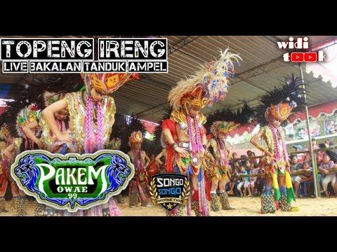 TOPENG IRENG PAKEM OWAE TERBARU 2019 LIVE BAKALAN
