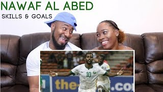 SAUDI ARABIAN MAESTRO NAWAF AL ABED SKILLS AND GOALS REACTION