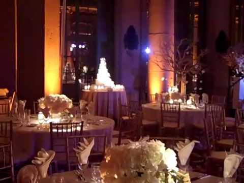 Biltmore Hotel In Los Angeles Jennifer Martinez Wedding Youtube
