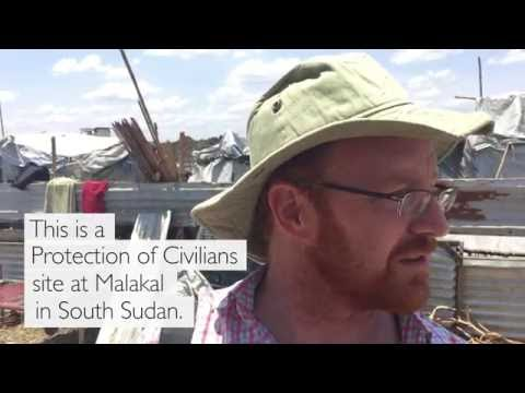 Malakal Protection of Civilians Site