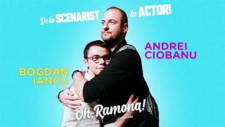 Ma pregatesc pentru avanpremiera Oh,Ramona cu Bogdan Iancu!