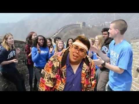Go Duke University {Music Video}
