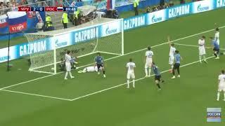Россия - Уругвай 3 гол
