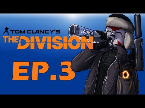The Division - Ep. 3 (Madison Field Hospital!) Hard Difficulty Mission!