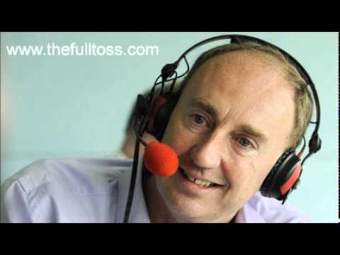Interview with Jonathan Agnew