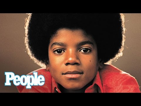 Michael Jackson's Changing Face | Time Machine | People