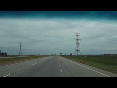 Chasing Elvis:  Driving Day 8 - Watertown, SD to Omaha, NE via I29