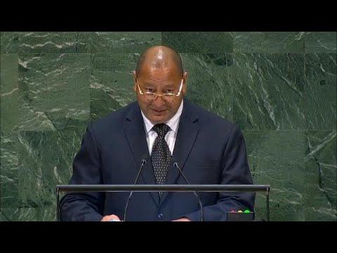 🇹🇴 Tonga – President Addresses General Debate, 73rd Session