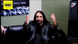Interview: Yannis Papadopoulos (beast in black) - TV WAR 11/12/17