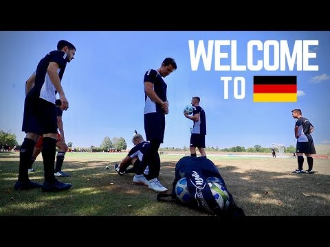 What is Semi-Professional Soccer in Germany Like?