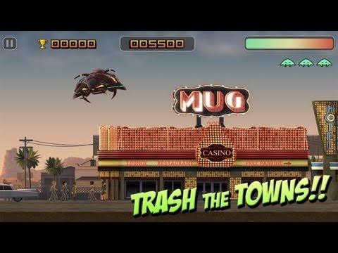 Grabatron игра на Андроид и iOS