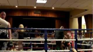 Carl Rude Dude Morgan- Fight 30-3-2013