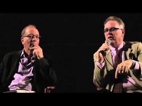 Stephen Bogart Interview with Eddie Muller - Pt 1