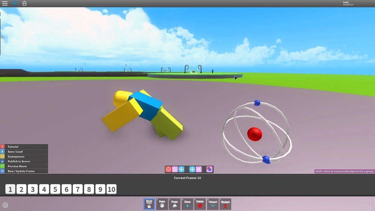 10 Frame Backflip Anim Movie Maker 3 Youtube