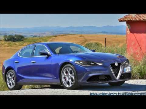2017 Alfa Romeo Alfetta Concept Release Date Price