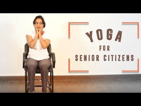 8 Mins Easy Yoga for Senior Citizens   Truweight