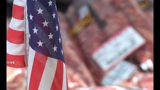 미국산 돼지고기, 쇠고기 수입 문제 20200831