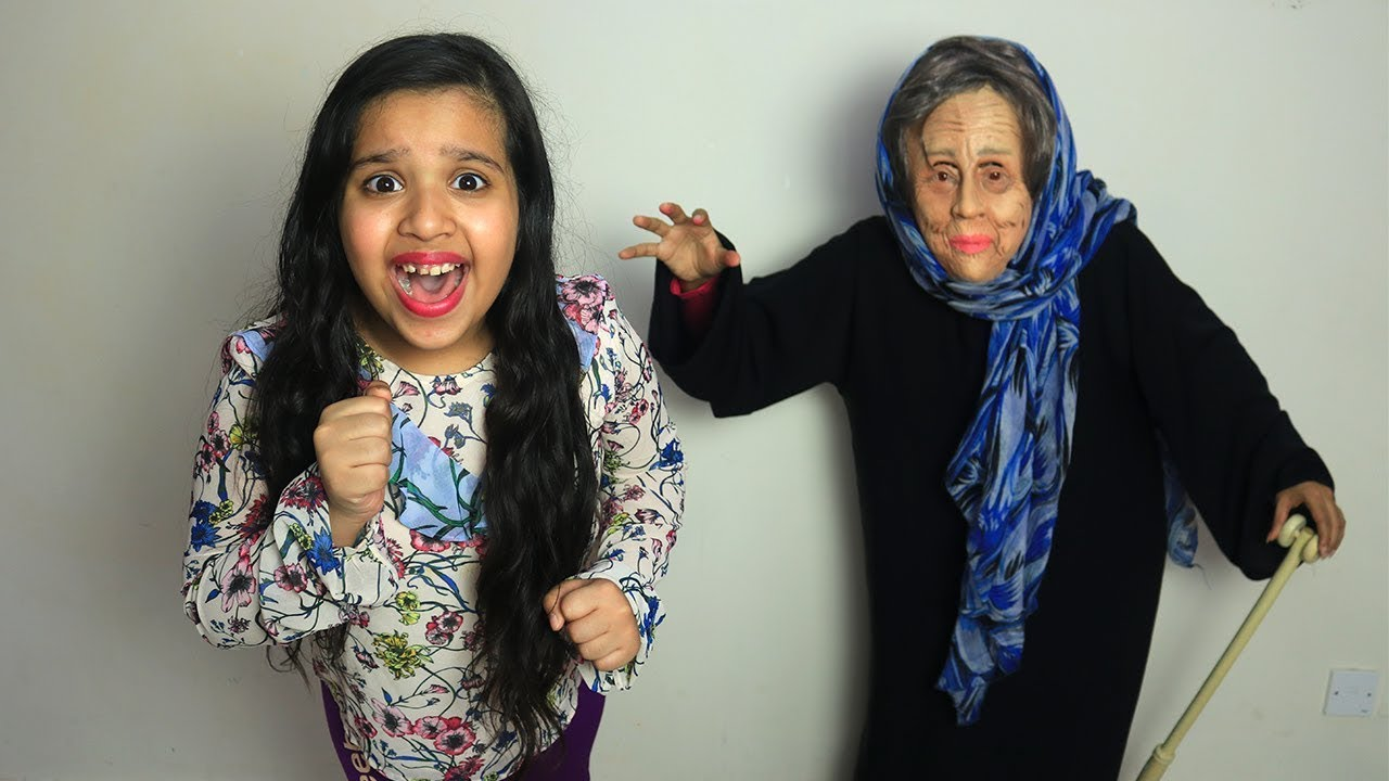 شفا و المربية الشريرة Shfa and mean nanny