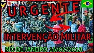 Baixar URGENTE!!!! ACABOU A PALHAÇADA INTERVENÇÃO MILITAR FOI ASSINADA Exercito Brasileiro nas Ruas hoje