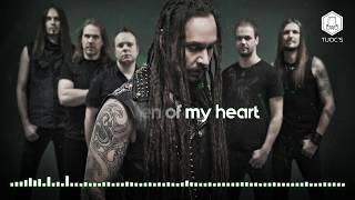 🌺 Amorphis - From The Heaven Of My Heart【Lyric video】