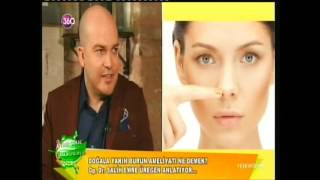 Burun Estetiği Hakkında Bilinmesi Gerekenler - 360 TV Dr. Ender Saraç ile Sağlıklı Günler