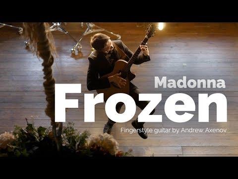 Madonna - Frozen | Fingerstyle guitar cover