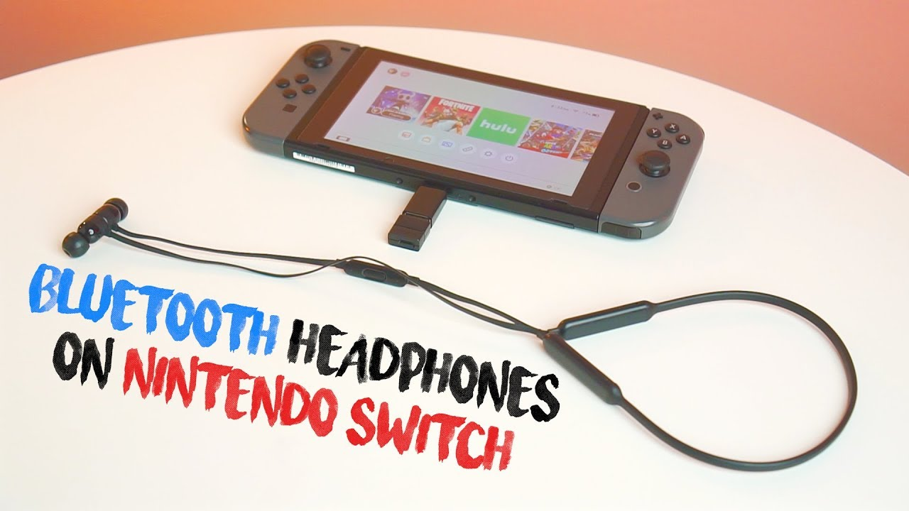 How To Finally Use Bluetooth Headphones On Nintendo Switch With Usb C Creative Bt W2 Review Youtube