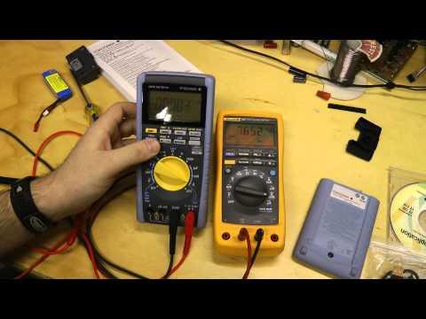Yokogawa TY720 Multimeter Review
