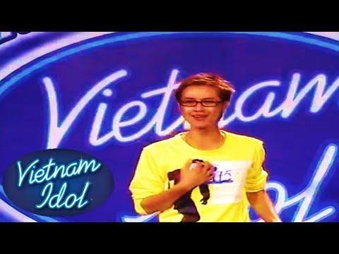 Vietnam idol Thanh Duy vòng đầu
