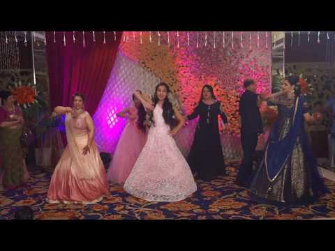 BEST GROUP DANCE ON PUNJABI WEDDING SONG CHOREOGRAPHED BY NICK & RAJESH