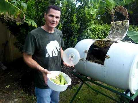 Basuraceropr vivopr composta casera en contenedor - Como preparar unas judias verdes ...