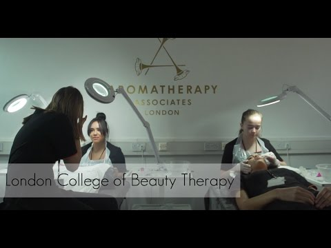Tour of London College of Beauty Therapy