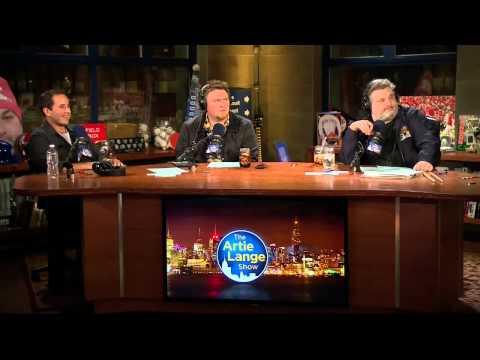 The Artie Lange Show - Casey Stern (Part #2) - In the Studio