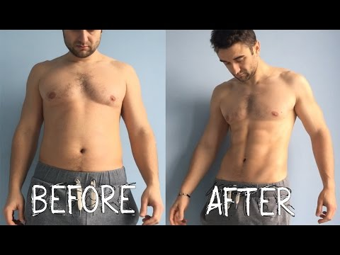 Road to Six Pack  My Body Transformation