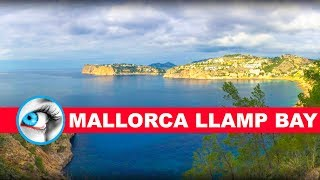 MALLORCA Llamp Bay, Port d'Andratx Beach 2017 Must See & Do