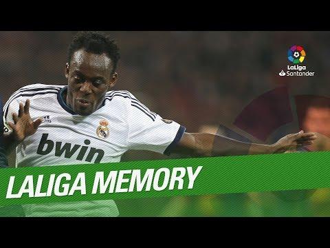 LaLiga Memory: Michael Essien