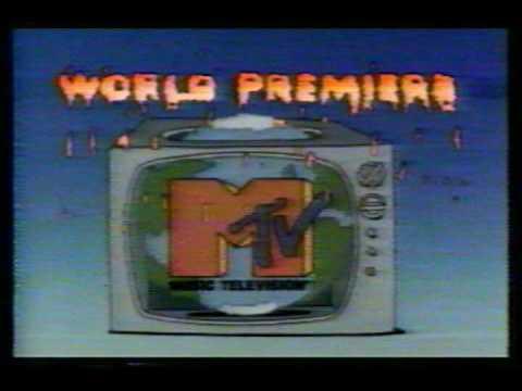 1986 Tears for Fears MTV World Premiere Mothers Talk Video