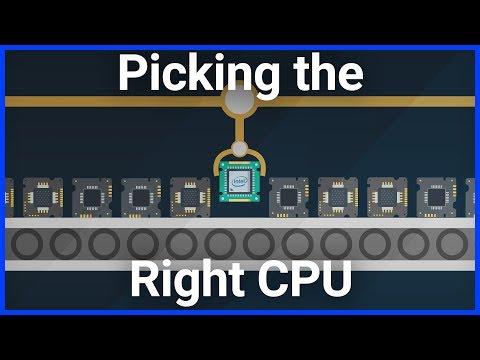 TheWave | 點樣揀處理器 CPU | Intel