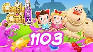 Candy Crush Soda Saga Level 1103