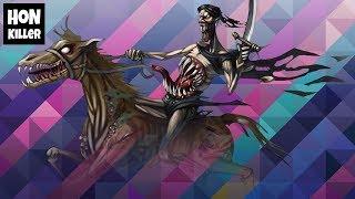 HoN Sand Wraith Gameplay - Slaskedyret - Legendary