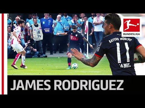 Match-winner James Rodriguez - Goal & Assist in Bayern Win